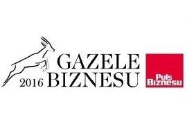 """BMETERS Polska w rankingu """"Gazele Biznesu 2016"""""""