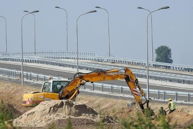 GDDKiA pomaga zachować stabilność sektora budowlanego