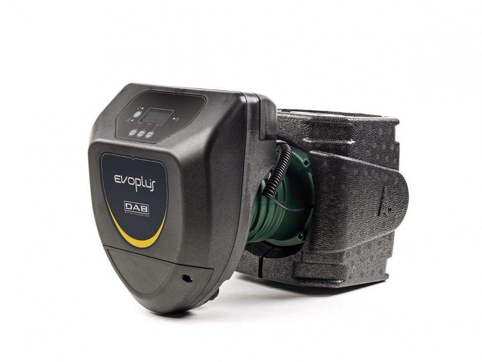 Bezdławicowa pompa obiegowa EVOPLUS w instalacjach c.o., wentylacji i klimatyzacji