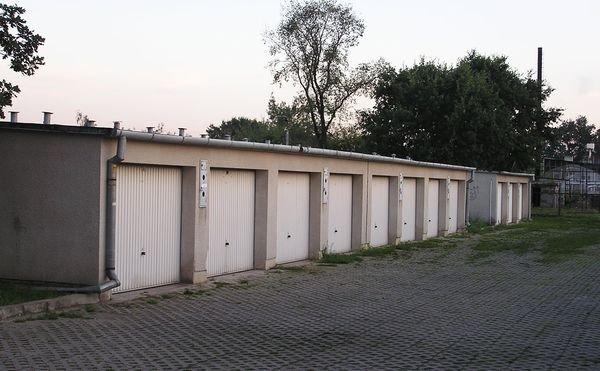 Lokal garażowy jako część nieruchomości wspólnej