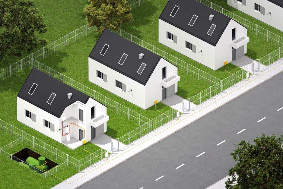 Deweloperze, sprawdź, dlaczego warto zbudować sieć gazową zasilaną LPG