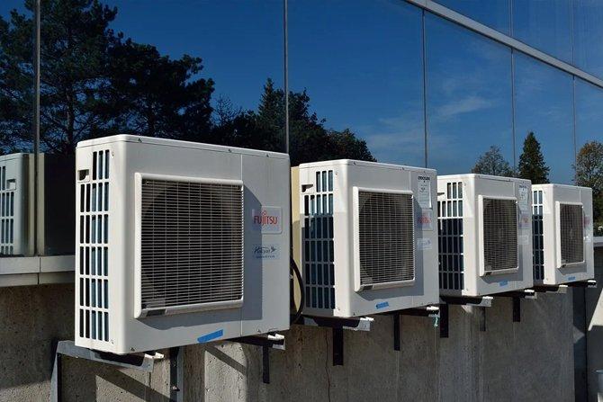 Klimatyzacja wbudynkach imieszkaniach zgodna zcharakterystyką energetyczną budynku
