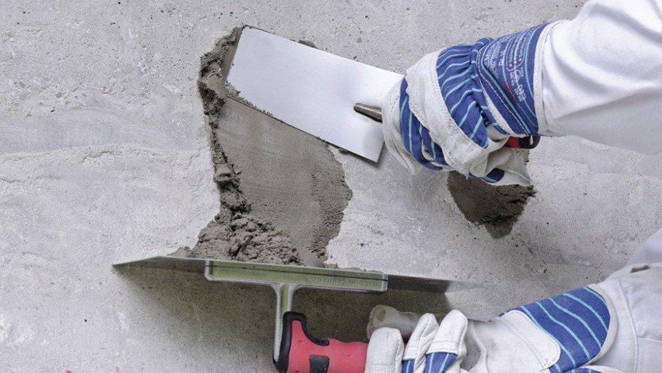 Beton jak nowy z systemem weberep duo. Naprawa betonu