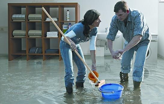 Osuszanie po zalaniu