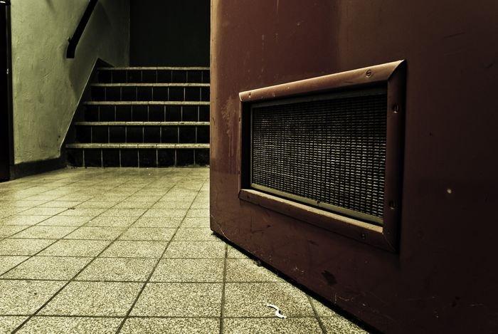 Zajęcie i przebudowa korytarza