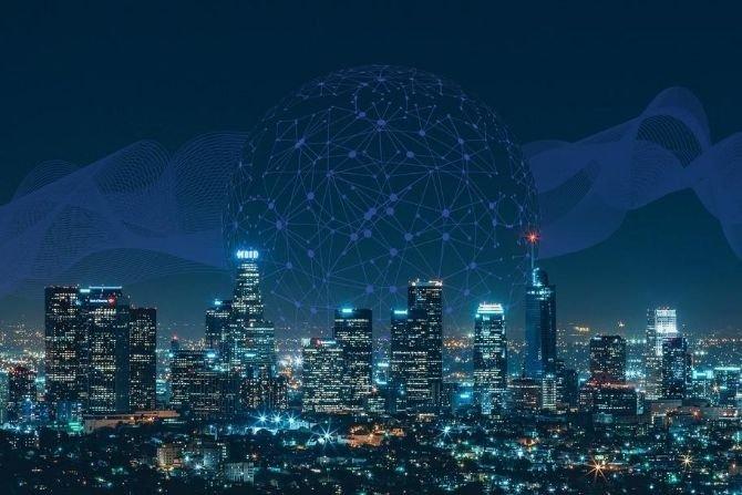 Pandemia przyspiesza powstawanie inteligentnych miast przyszłości