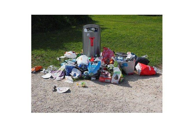 Śmieci na osiedlu to nie problem!