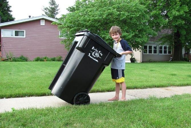 Wywóz śmieci w 2020 roku