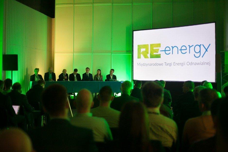 Targi RE-energy zakończone sukcesem