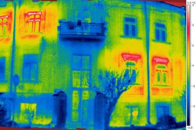 Kamera termowizyjna - zobaczyć niewidoczne