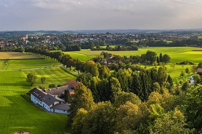 Polacy chcą mieszkać na wsi