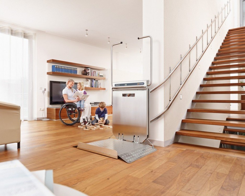 Windy schodowe – urządzenia do likwidacji barier architektonicznych