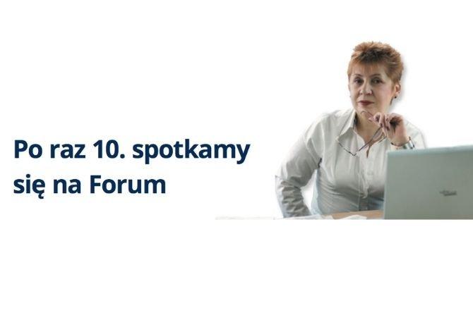 Po raz 10. spotkamy się na Forum