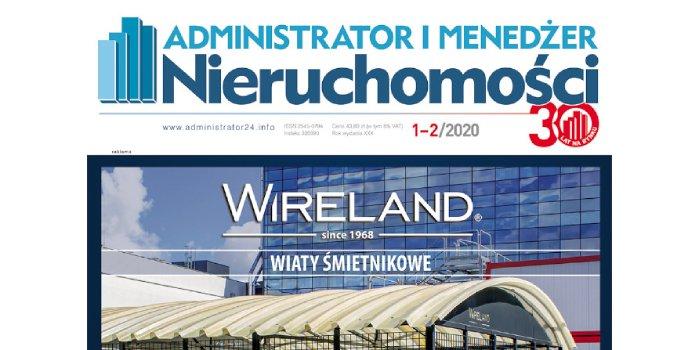 e-wydanie: Administrator i Menedżer Nieruchomości 1-2/2020