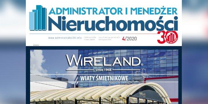e-wydanie: Administrator i Menedżer Nieruchomości 4/2020