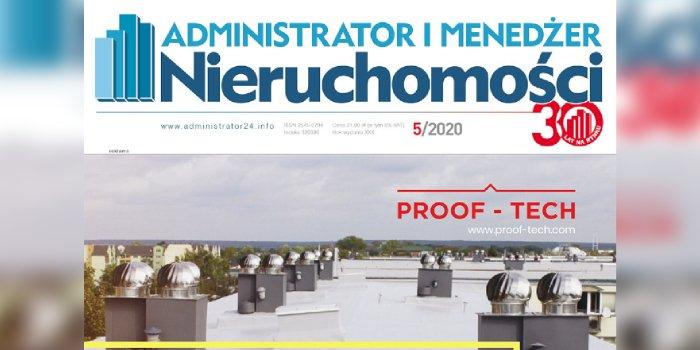 e-wydanie: Administrator i Menedżer Nieruchomości 5/2020