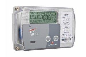 FAUN - elektroniczny przelicznik do ciepłomierzy