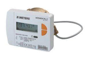 Kompaktowy ciepłomierz mechaniczny HYDROCAL 2