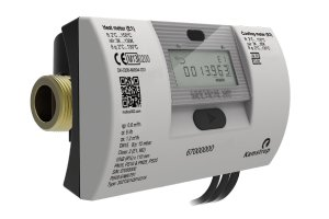 Mieszkaniowy ciepłomierz ultradźwiękowy Multical®303
