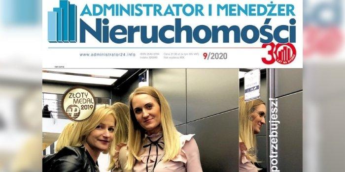 e-wydanie: Administrator i Menedżer Nieruchomości 9/2020