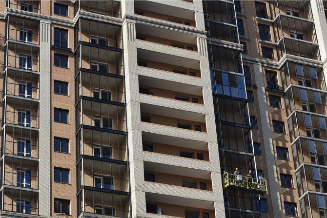 Czy Polacy zainteresowani są zaciąganiem nowych kredytów mieszkaniowych?