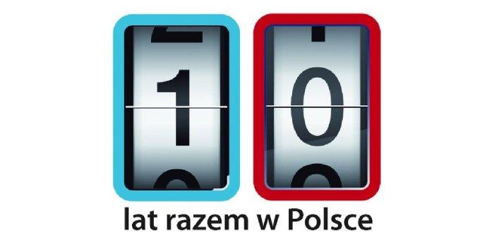 Już 10 lat pełnej sukcesów działalności w Polsce