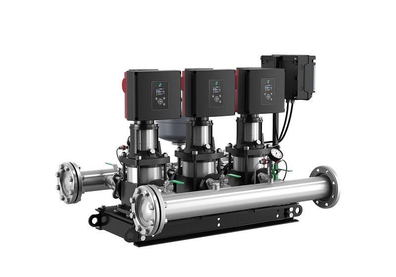 Zestawy podnoszenia ciśnienia z funkcją zabezpieczenia ciągłej pracy - funkcja Multi Master