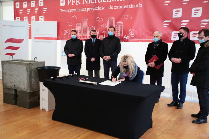 """Nowe mieszkania we Wrześni w ramach programu """"Mieszkanie Plus"""""""
