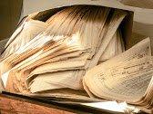Czyszczenie i osuszanie dokumentów