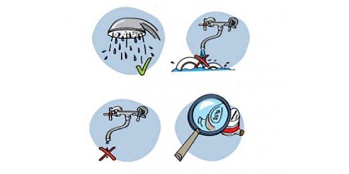 Oszczędzaj wodę z głową