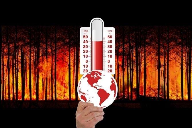 Zmiany klimatu większym wyzwaniem niż koronawirus