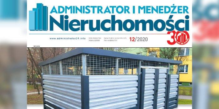 e-wydanie: Administrator i Menedżer Nieruchomości 12/2020