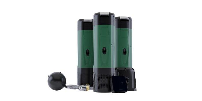 Poznaj nowoczesną technologię podnoszenia ciśnienia w budynkach mieszkalnych – pompa Esybox Diver dla najbardziej wymagających!