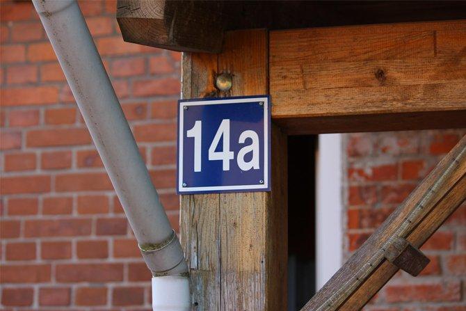 Numeracja budynków ilokali oraz zmiana numeracji