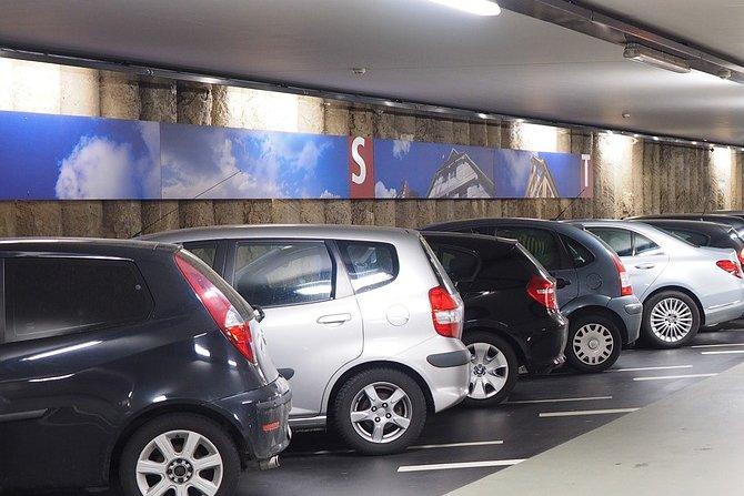 Parkingi i garaże w budynkach wielolokalowych