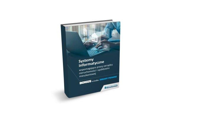 Systemy informatyczne wspomagające pracę zarządców i spółdzielni mieszkaniowych - bezpłatny e-book