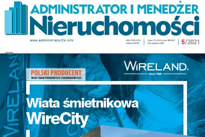 e-wydanie: Administrator i Menedżer Nieruchomości 5/2021