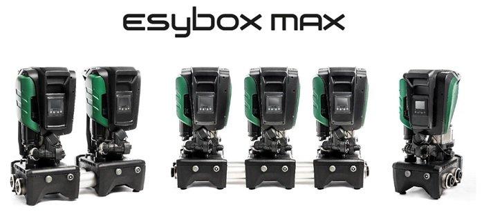 Esybox MAX: Pierwszy tak kompaktowy zestaw hydroforowy na rynku!