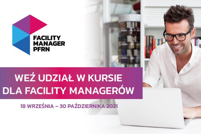 Kolejna edycja kursu Facility Manager