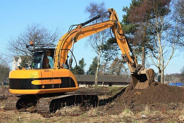 Ochrona drzew na placu budowy