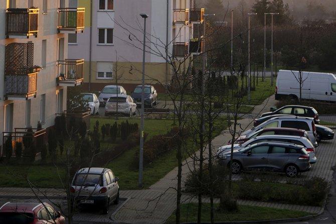Miejsca parkingowe a miejscowy plan zagospodarowania przestrzennego