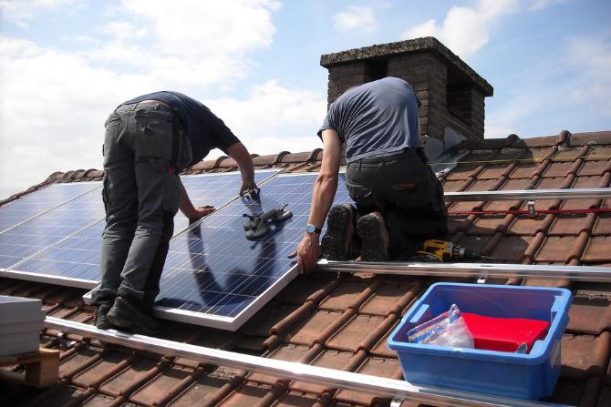 Zielona energia we wspólnotach mieszkaniowych