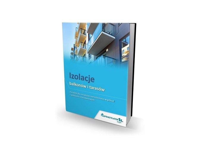 Izolacje balkonów i tarasów - bezpłatny e-book