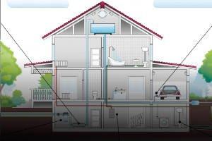 W jaki sposób zapewnić prawidłowe ciśnienie w budynku?