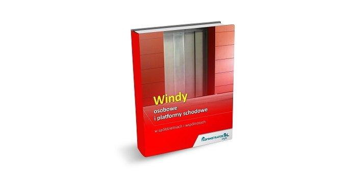 Windy osobowe i platformy schodowe w spółdzielniach i wspólnotach - bezpłatny e-book