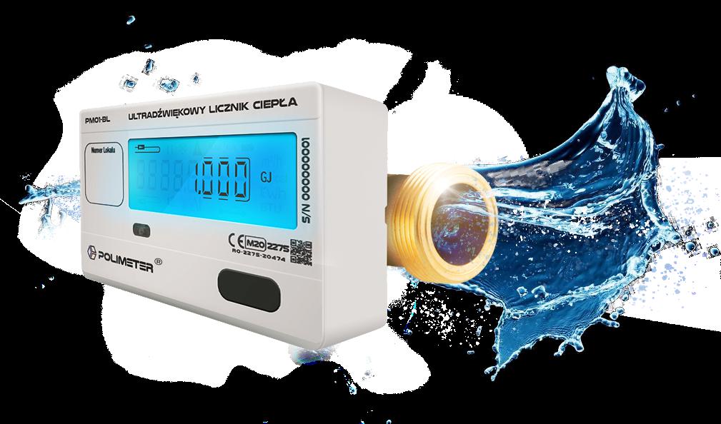 Pomiar zużycia energii ciepła i chłodu urządzeniami pomiarowymi dostosowanymi do potrzeb zarządcy