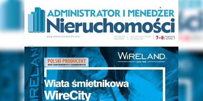 e-wydanie: Administrator i Menedżer Nieruchomości 7-8/2021