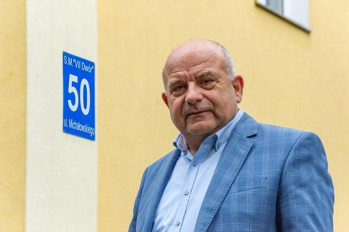Wywiad z Panem Andrzejem Fidytkiem -  Z-cą Prezesa Zarządu ds. techniczno – eksploatacyjnych