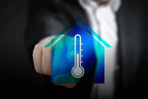 Zarządzania temperaturą w pomieszczeniu za pomocą smartfonu lub tabletu »