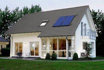 Efektywne zarządzanie energią - pompy ciepła i panele fotowoltaiczne Buderus